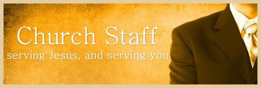 Church Staff