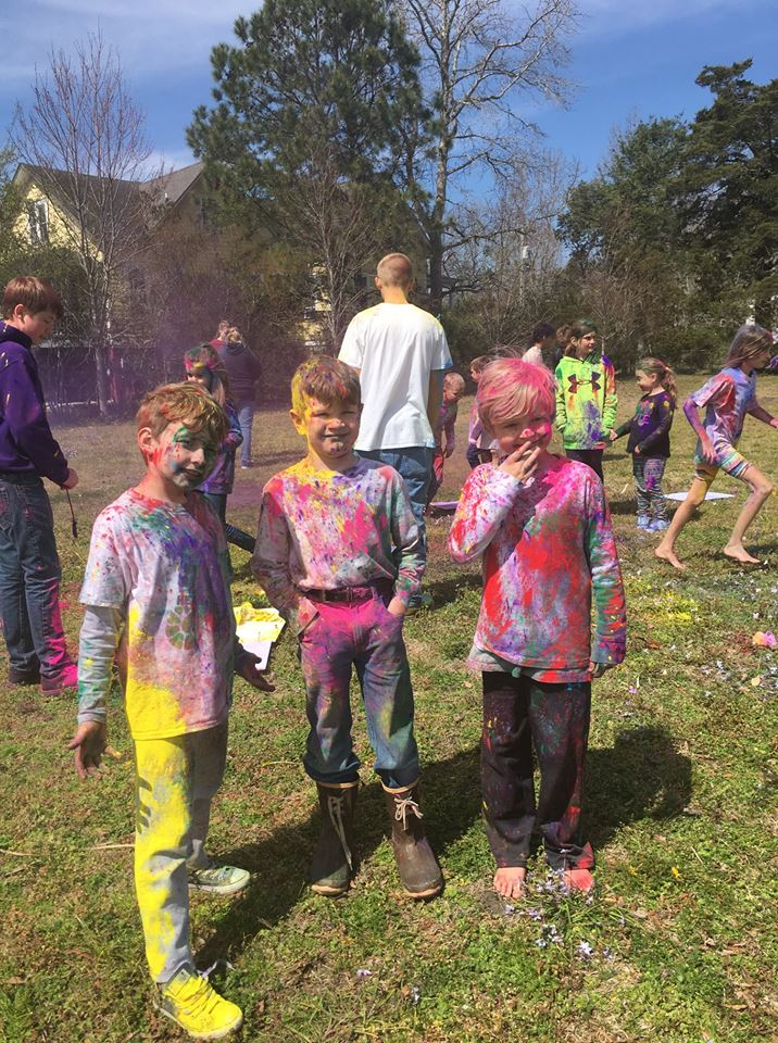 Easter Color Run 2018