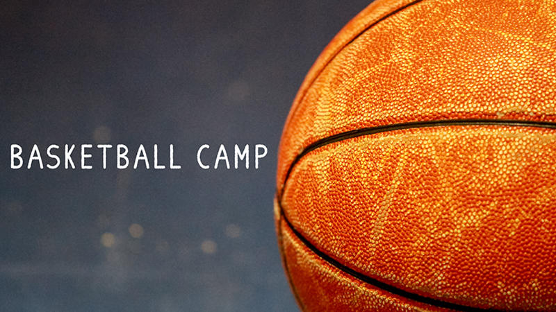 Basketball Camp info. July 8-12  9:00am until Noon