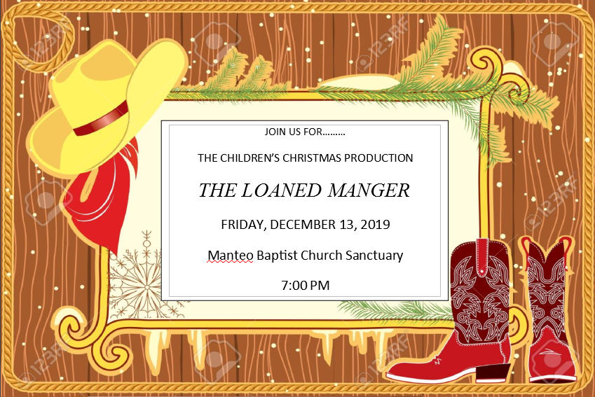The Loaned Manger